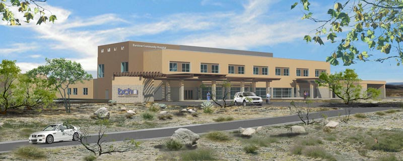 Newberry Springs -  Barstow Hospital