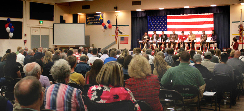 Barstow's Congressional Debate