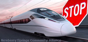 DesertXpress High-Speed Rail